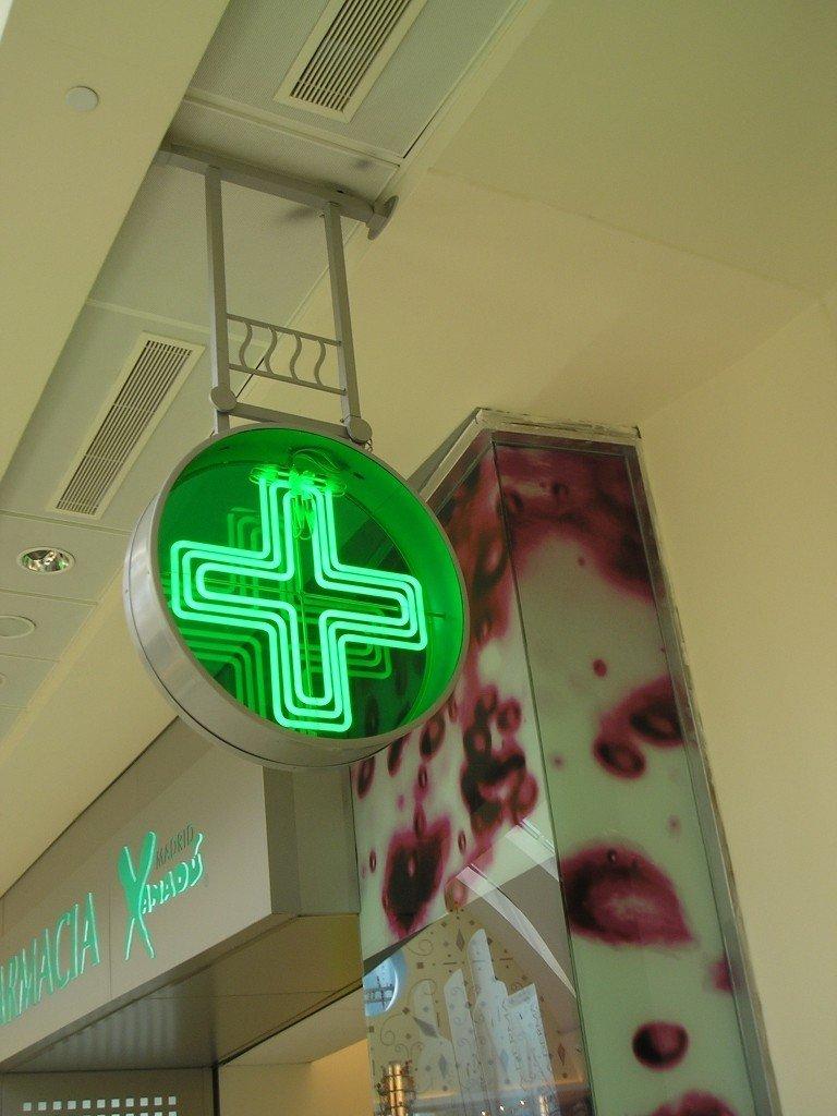 cruz farmacia
